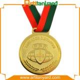 Top Quality Full 3D Metal Medal