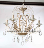 China Modern Crystal Decorative Ceiling Lamp for Living Room