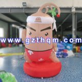 Inflatable Cartoon Characters PVC Inflatable Cute Cartoon