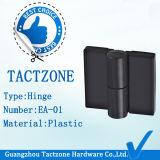 Tactzone toilet partition hinge & Toilet cloth hook