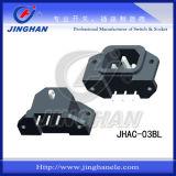 Jhac-03bl Good Quality AC Power Socket 3 Pin