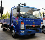 Sinotruck 4X2 RHD HOWO Truck Cargo Truck for Sale