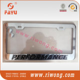 Custom Chrome License Plate Frames Image
