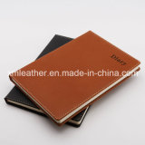 Promotion Item Leather Hardcover Diary Notebook