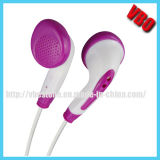 Colorful Disposable Earphone, Airline Earphone, Buses Earphone