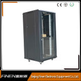 Vertical 19′′ Glass Display Rack Network Cabinet Factory