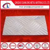 1050 1060 3003 Aluminum Diamond Plate Anti-Slip Floor Manufacturer