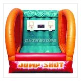 Small Size Inflatable Jump Shot Basketball Hoop Good Price