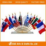Custom High Quality Hand Flag, Polyester Hand Waving Flag