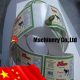 Small Size Flexo Printing Machine Printing Label