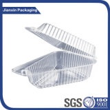 Supermarket Disposable Folio Clear Plastic Food Box Container Any Size