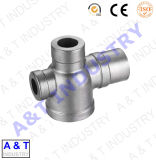 OEM Products/ 304, 316 Stainless Steel Pipe Casting Spare Parts