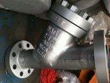 Cast Steel A216 Wcb Class900 Y Strainer (GL-41Y-900LB-2.5)