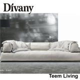 Divany Contemporary Furniture/Viewpoint Leather Furniture D-60