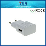 Mobile Phone USB Travel Adapter 5V 2A for Samsung