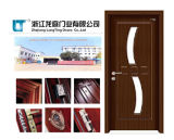 High Quality PVC Door with Frosted Glass
