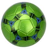 Metallic Leather Soccer Ball