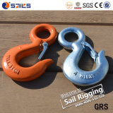 S320 Eye Hoist Hook with Latches