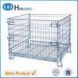 Welded Wire Mesh Storage Pallet Cage