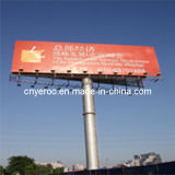 Double Sides Steel Structure Outdoor Advertising Steel Billboard Designs