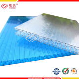 Multiwall Polycarbonate Sheet Honeycomb Polycarbonate Sun Panel for Roofing
