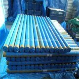 Blue Woven Coated PE Tarpaulin in Roll