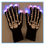 Hallowmas High Quality LED Flashing Knitted Gloves