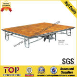 Professional Stage Equipment Folding Stage Display