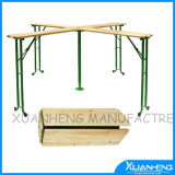 Outdoor Leisure Foldable Beer Table