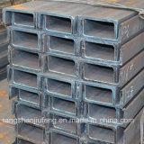 JIS Ss400 Hot Rolled Steel Channel
