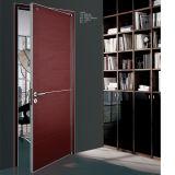 Cheap HDF Door, Chestnut Doors, Aluminum Lobby Door