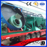 Mill Supply Wholesaler Organic Fertilizer Pan Granulator