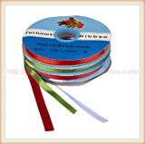 Imitation Woven Edge Polyester Satin Ribbon