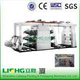Ytb-6800 6colors High Speed Craft Paper Flexo Printing Equipment
