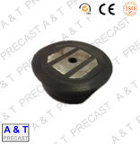 Rubber Coated Magnetic for Wire Box with High Quality
