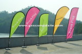 Pultruded High Strength Durable Flexible Long Life Beach Fiberglass Flagpole