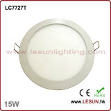 15W Round Slim LED Panel Light (LC7727T)