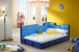 The Most Popular Modern Children Fabric Bed (HCB007)