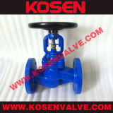 DIN Bellow Sealed Globe Valves
