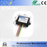 Car Power Supply DC36V48V to DC12V 2A 3A Converter