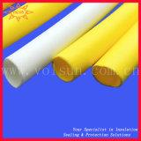 Yellow Single Wall Heat Shrink Gas Hose Sleeve