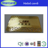 Manufacturer of Metal Golden Membership Card
