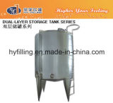 Stainless Steel Double Layer Storage Tank