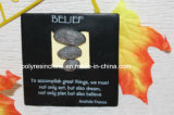 Polystone/Resin/Polyresin Inspire Plate with Saying for Gifts Crafts