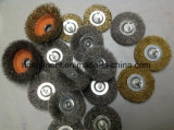 Crimped Wire Wide Face Wheel Brushes