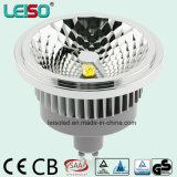 15W Dimmable 3D COB Reflector LED GU10 Qr111 (LS-S615-GU10-A-BWWD)