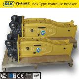 Box Type Hydraulic Rock Demolition Hammer for Kobelco Sk55 Excavator
