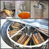 Full Stainless Steel 4 Frames Honey Extractor