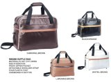 Leather Duffel Travel Weekend Bag for Outdoor