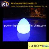 Waterproof Decorative Glowing RGB LED Pool Peach Light